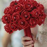 آموزش پایه دسته گل عروس با مروارید