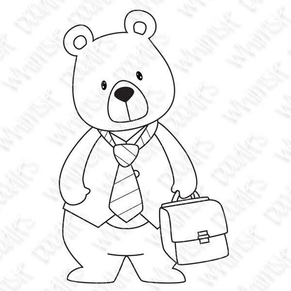 الگوی نمدی خرس